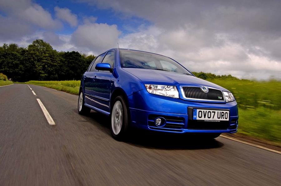 Skoda fabia vrs (2010-2014): review, specs and buying guide | evo.